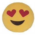Almofada Emoji coração