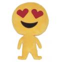 Almofada Emoji corpo inteiro coração