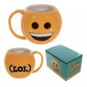 Caneca Emoji LOL