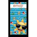 Toalha Praia Emoji Sol