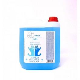 Solução Hidro Alcoólico 70% higienizante 5 Litros