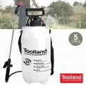 Pulverizador de Pressão – Cinto / 180x180x420MM / 5LT – TOOLLAND