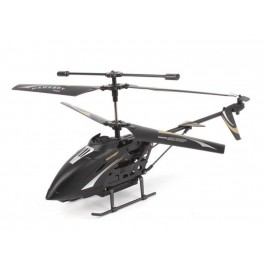 RC Helicoptero Hawkspy 3,5 Kanal GYRO + VIDEO Camera (Preto)