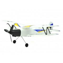 Avião RC Vitality 3 Chanal 2,4Ghz H27 Double Decker -Gyro- RTF