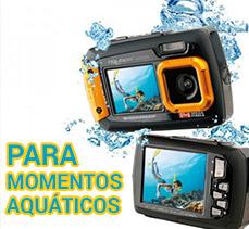 câmara aquatica